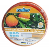 "Шланг 3/4"" Rudes Orange Plus (25м)"